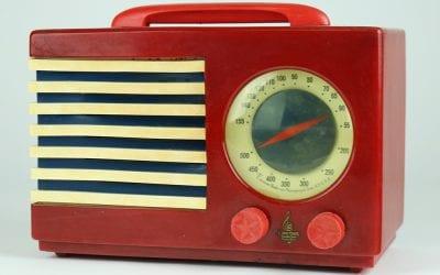 "Emerson ""Patriot"" Radio"