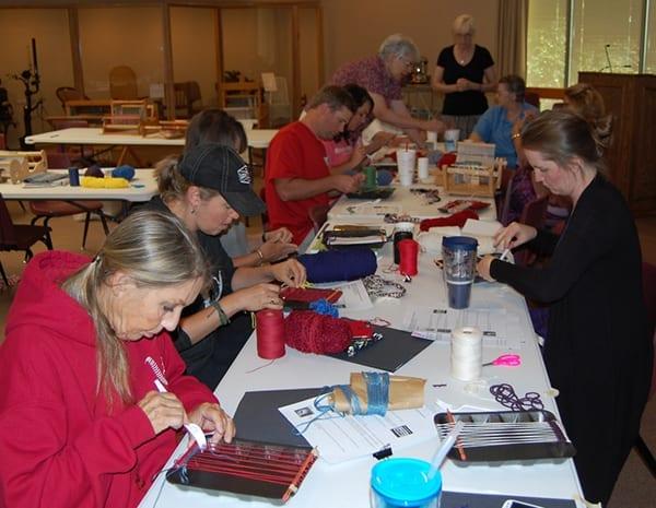 Professional Development Workshop at Shiloh Museum