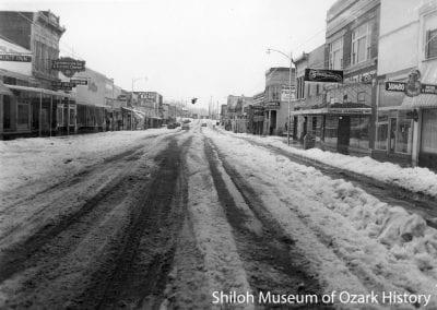 Emma Avenue, Springdale, AR, circa 1949