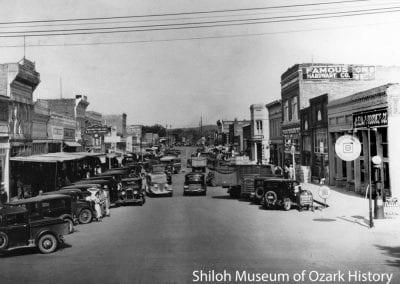 Emma Avenue, Springdale, AR, 1930s