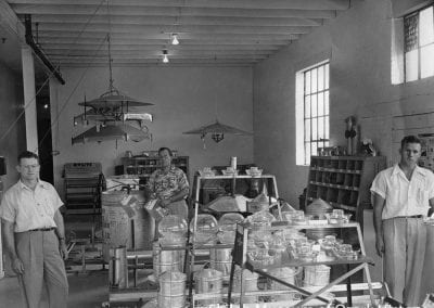 Electric Hatchery, Springdale, AR, circa 1952.