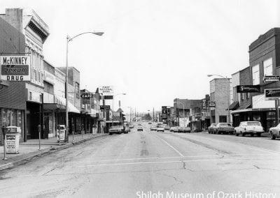 Emma Avenue, Springdale, AR, 1970s
