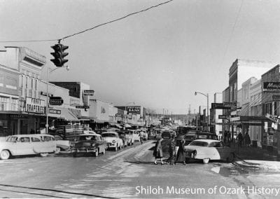 Emma Avenue, Springdale, AR, 1950s