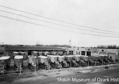Jones Truck Lines, Springdale. AR, circa 1938.