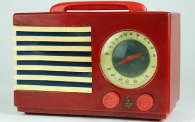"Emerson ""Patriot"" Radio"