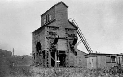 Frisco Coaling Tower