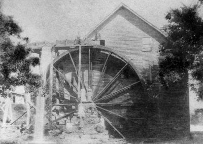 Johnson Mill, Johnson (Washington County), possibly 1890s.