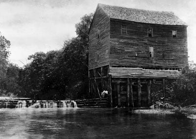 Hawkins Mill near Huntsville (Madison County), 1940s.