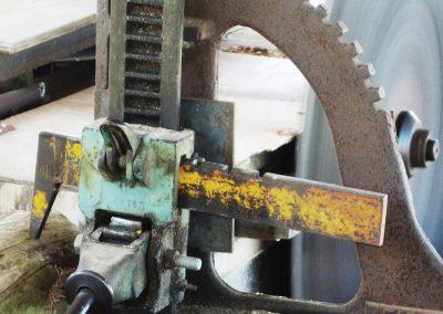 Sawmill gauge
