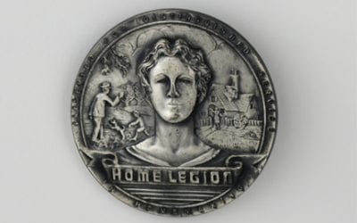 Home Legion Medal