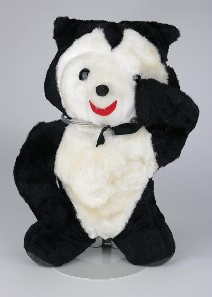 Bear Brand Hosiery teddy bear, circa 1970s
