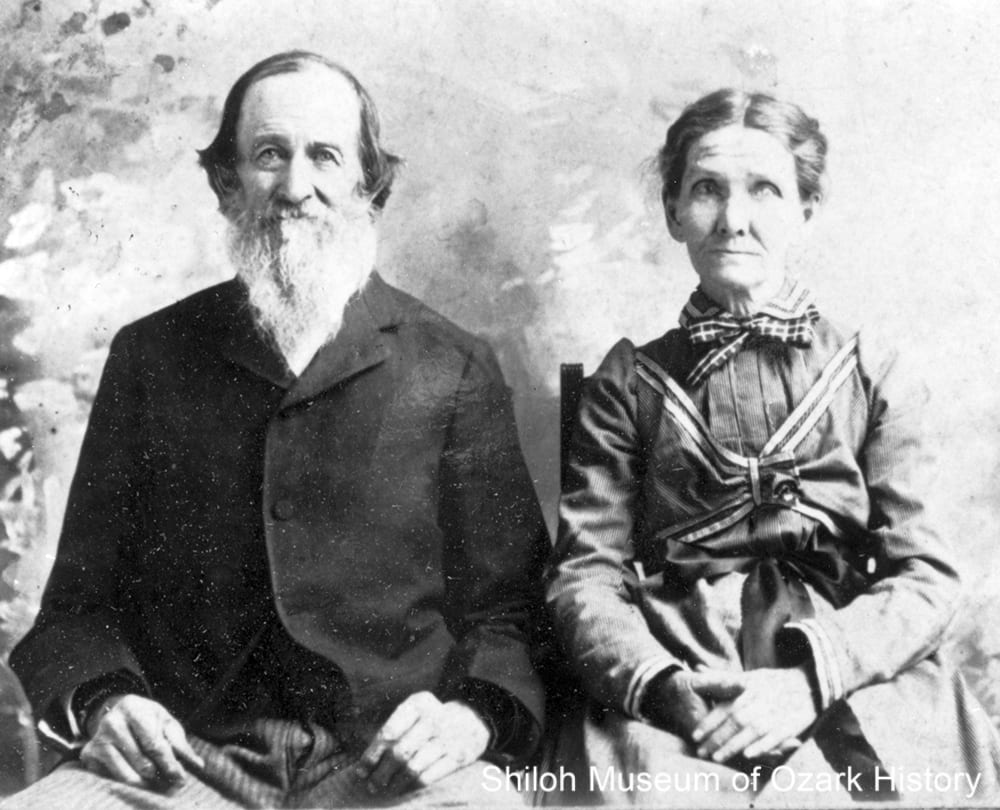 James and Mary Snelson