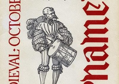 1966 Crossbow Tournament program.