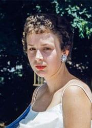 1958 Crossbowette Queen Nancy Dryer