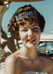 1960 Crossbowette Queen Doris Ann Coger