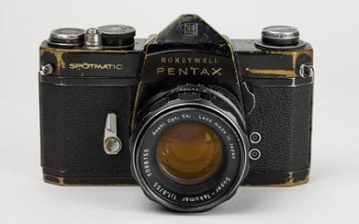Honeywell Pentax Spotmatic SP