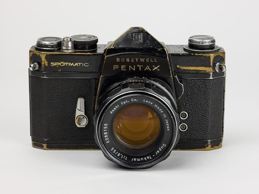 Pentax Spotmatic SP camera