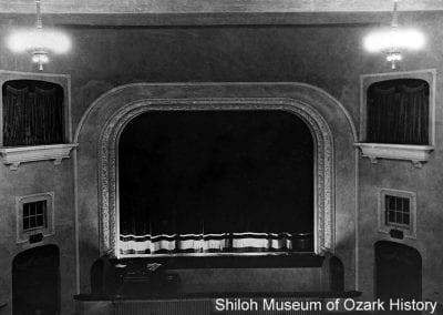 Victory Theatre, Rogers, Arkansas, December 1927.