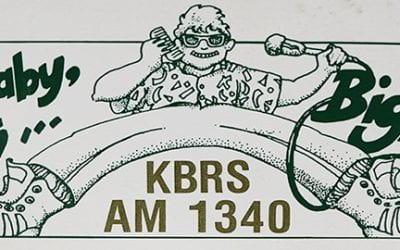 KBRS Bumper Sticker