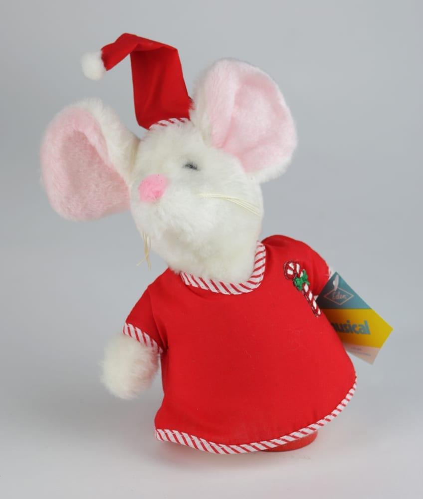 Eden Toys musical mouse