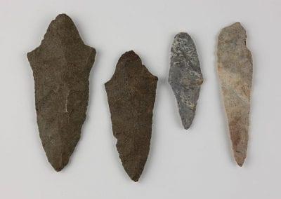 Knives. Shiloh Museum of Ozark History
