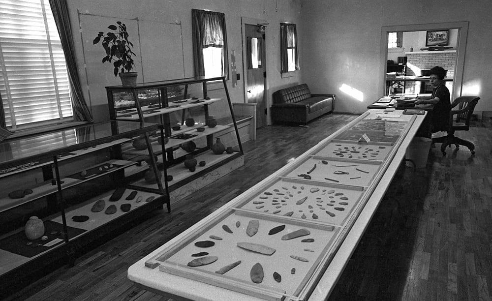 Shiloh Museum, 1969