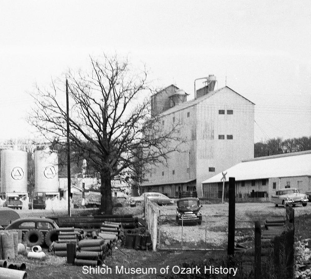 Farm Bureau Cooperative Mill and Supply Co., Fayetteville, Arkansas,1940s.