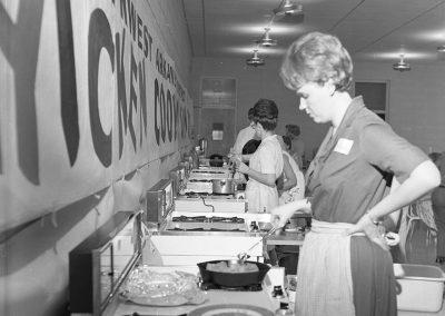 7th annual Northwest Arkansas Poultry Festival, Springdale, Arkansas, May 7, 1966.